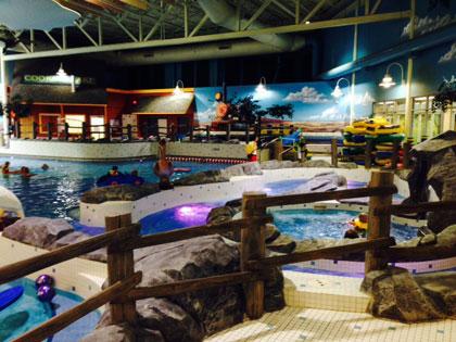 Projects comtec associates ltd University of regina swimming pool